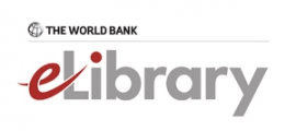 Электронная библиотека Всемирного банка The World Bank eLibrary