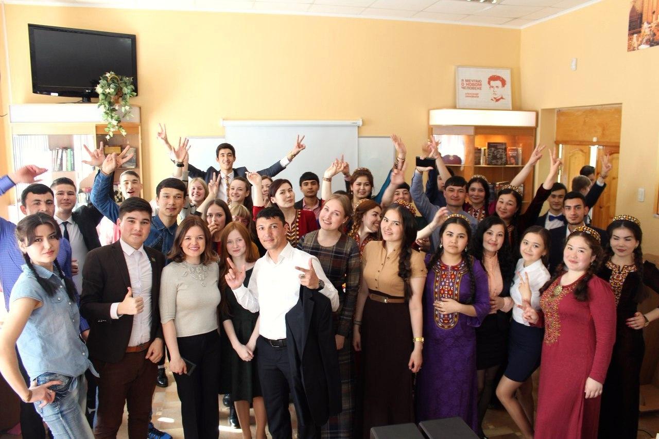 День туркменской культуры в КГУ