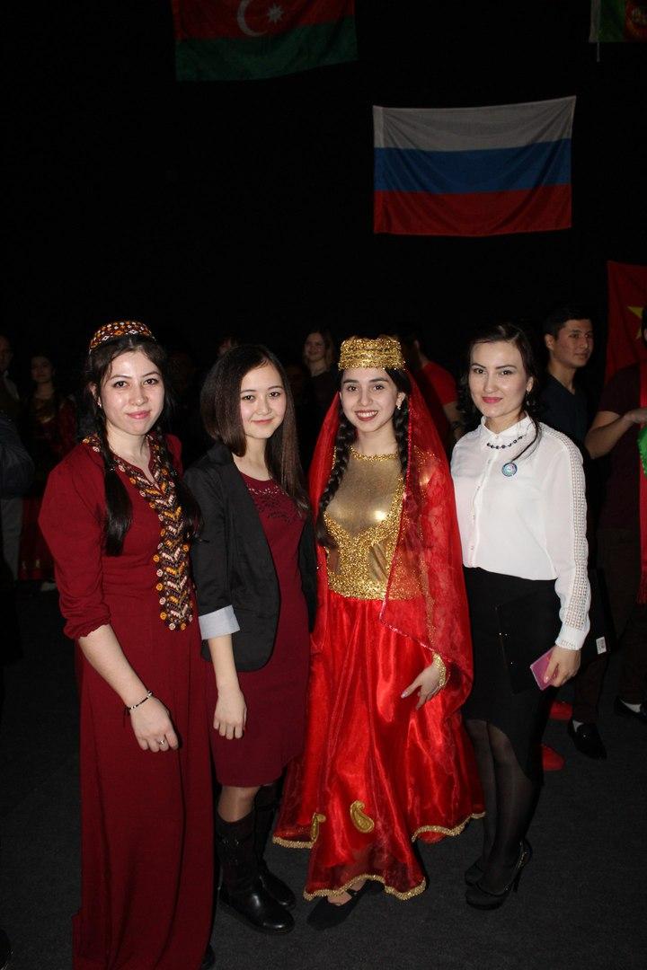 День интернациональной дружбы в КГУ